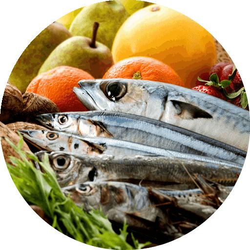 動物と植物の栄栄養素を1度に摂取